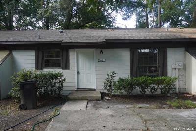 Gainesville Condo/Townhouse For Sale: 7021 SW 17th Place