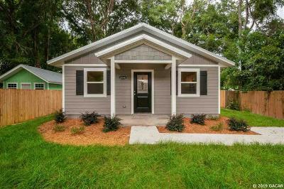 Alachua Single Family Home For Sale: 13906 NW 145 Avenue