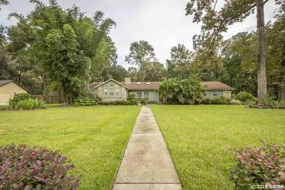 Gainesville Single Family Home For Sale: 10203 SW 37th Place