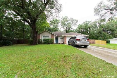 High Springs Single Family Home For Sale: 17644 NW 236TH Way