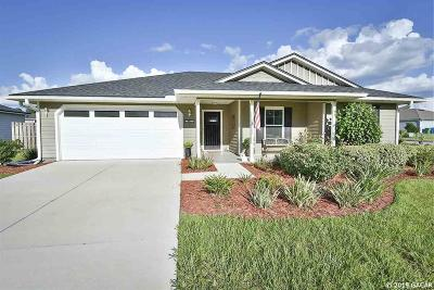 Newberry Single Family Home For Sale: 903 NW 256th Terrace