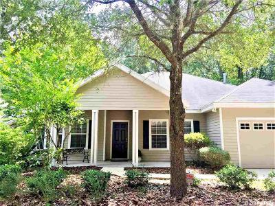 Gainesville Single Family Home For Sale: 2727 SW 98TH Drive