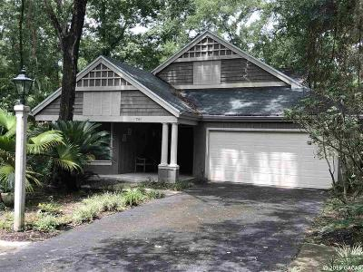 Gainesville Single Family Home For Sale: 5522 SW 88th Court