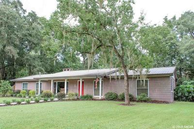 Gainesville Single Family Home For Sale: 621 NW 55 Street
