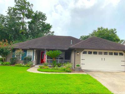 Gainesville Single Family Home Pending: 9265 NW 26 Avenue