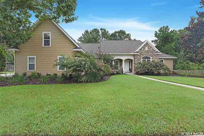 Gainesville Single Family Home For Sale: 4923 NW 62 Street