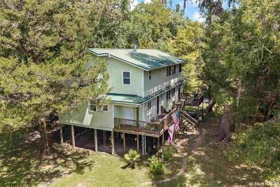 High Springs Single Family Home For Sale: 8590 NE 40th Court Road