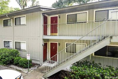 Gainesville Condo/Townhouse For Sale: 1923 NW 23 Avenue #219