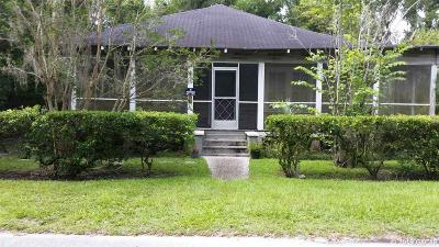 Gainesville FL Single Family Home For Sale: $174,500
