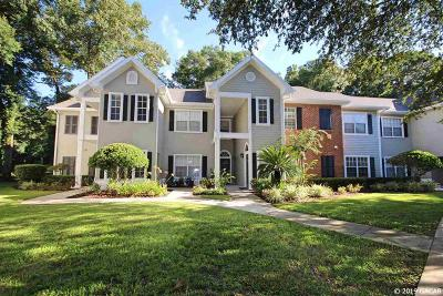 Gainesville Condo/Townhouse For Sale: 10000 SW 52 Avenue #AA160