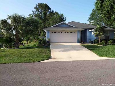 Alachua Single Family Home For Sale: 6302 NW 106 Place