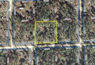Williston Residential Lots & Land For Sale: Lot 5 NE 14th Street
