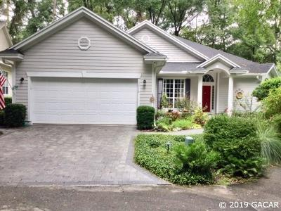 Gainesville FL Single Family Home For Sale: $392,500