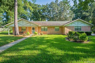 Gainesville Single Family Home For Sale: 9220 NW 13th Place