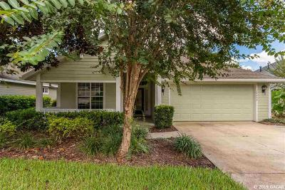 Newberry Single Family Home For Sale: 14464 NW 22nd Place