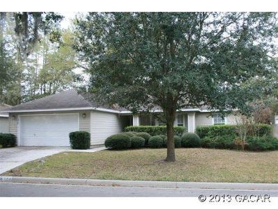 Gainesville Single Family Home For Sale: 4308 NW 35TH Terrace