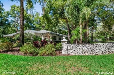 Gainesville Single Family Home For Sale: 1917 SW 86TH Terrace