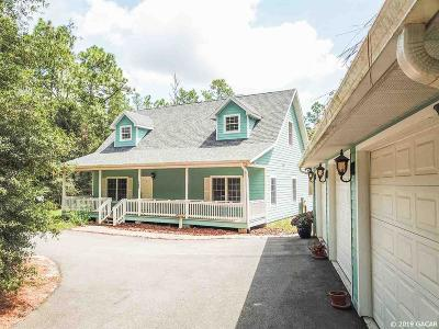 Melrose Single Family Home For Sale: 744 N State Rd 21