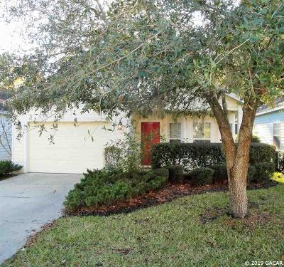 Alachua Single Family Home For Sale: 11922 NW 71st Terrace