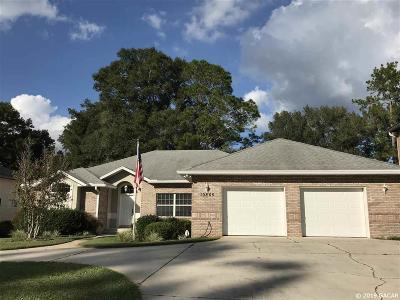 Alachua Single Family Home For Sale: 10865 NW Palmetto Boulevard