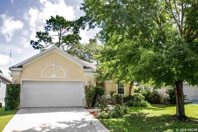 Alachua Single Family Home For Sale: 10739 NW 62nd Terrace
