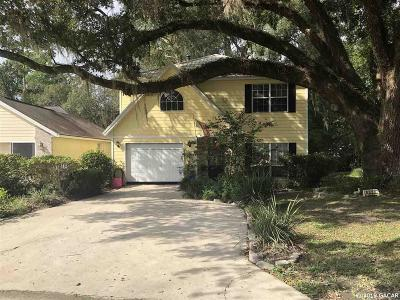 Alachua Single Family Home For Sale: 6533 NW 106th Place
