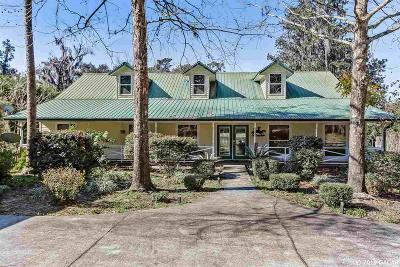 Melrose Single Family Home For Sale: 751 State Road 21