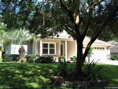 Alachua Single Family Home For Sale: 11915 NW 71ST Terrace