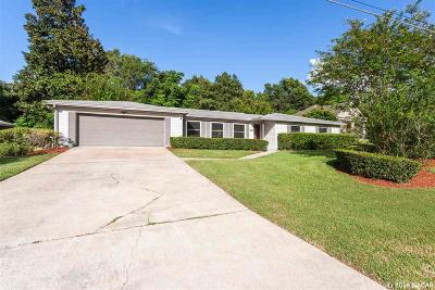 Gainesville Single Family Home For Sale: 5601 SW 35TH Way