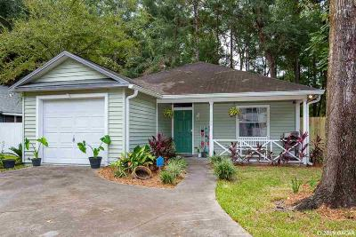 Gainesville Single Family Home For Sale: 2059 SW 72nd Street