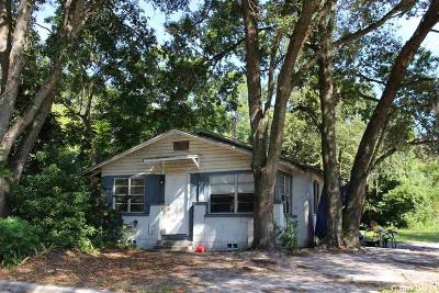 Gainesville Single Family Home For Sale: 1534 NE 3RD Avenue
