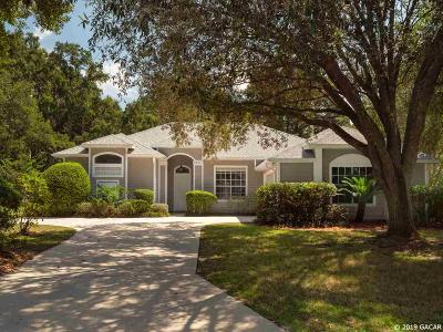 Gainesville Single Family Home For Sale: 3837 NW 58TH Avenue