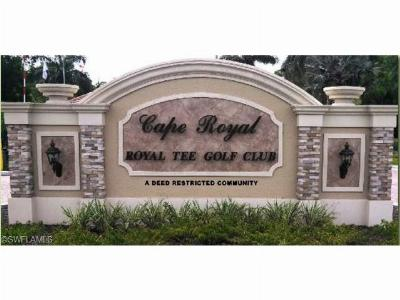 Cape Coral Residential Lots & Land For Sale: 11845 Princess Grace Ct