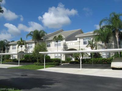 Fort Myers Condo/Townhouse Pending With Contingencies: 14580 Daffodil Dr #706