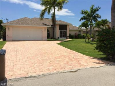 Cape Coral FL Single Family Home For Sale: $464,500