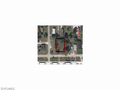 Clewiston Residential Lots & Land For Sale: 1055 Della Tobias Ave