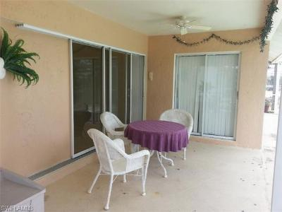 Collier County Single Family Home For Sale: 3643 Kent Dr