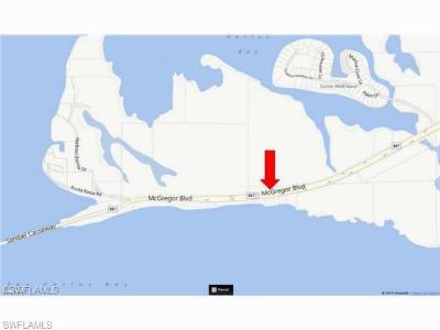 Fort Myers FL Residential Lots & Land For Sale: $249,000