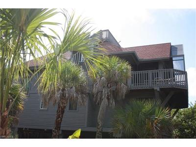 Captiva Single Family Home For Sale: 424 Gulf Bend Dr
