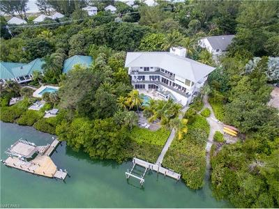 Captiva FL Single Family Home For Sale: $2,995,000