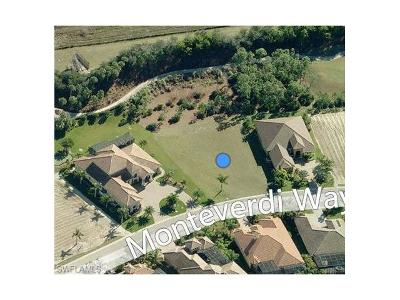 Residential Lots & Land For Sale: 9591 Monteverdi Way