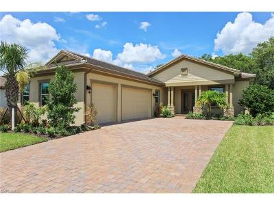 Fort Myers Single Family Home For Sale: 13713 Woodhaven Cir