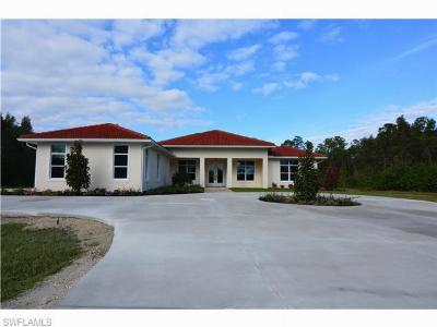 North Fort Myers Single Family Home For Sale: 20251 Bowen Rd