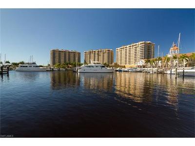 Cape Coral Condo/Townhouse For Sale: 6081 Silver King Blvd #803