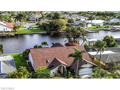 Cape Coral, Matlacha, North Fort Myers Single Family Home For Sale: 2016 Palaco Grande Pky
