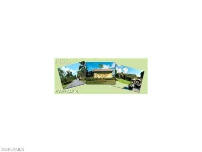 Cape Coral Residential Lots & Land For Sale: 11797 Royal Tee Ct