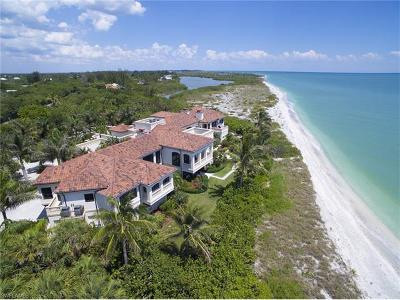 Single Family Home For Sale: 6111 Sanibel Captiva Rd