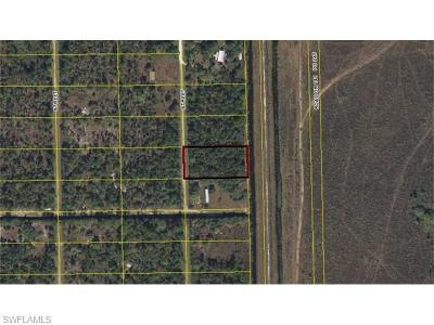 Clewiston Residential Lots & Land For Sale: 765 S Shetland St