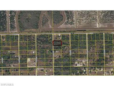 Clewiston Residential Lots & Land For Sale: 865 N Hacienda St