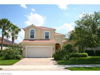 Fort Myers Single Family Home For Sale: 12893 Kentfield Ln